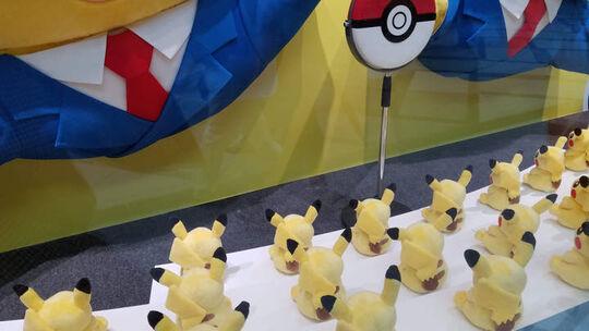 Pokémon center Osaka DX 行きました!